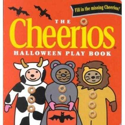 Cheerios Halloween Play Book: Fill in the Missing Cheerios (Cheerios Board Book)
