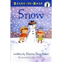 Snow (Ready-to-Read. Level 1)