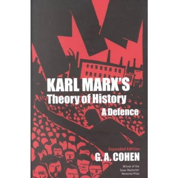 Karl Marx's Theory of History: A Defense | ADLE International