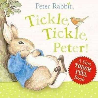 Tickle, Tickle, Peter! (The World of Beatrix Potter: Peter Rabbit) | ADLE International