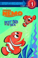 Best Dad in the Sea (Step Into Reading. Step 1)