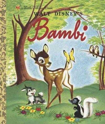 Bambi (Little Golden Books)
