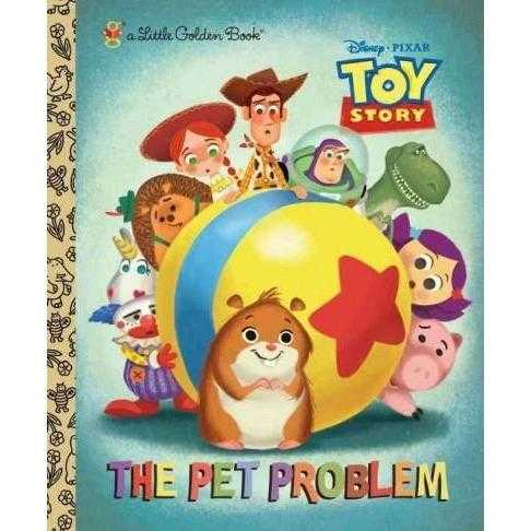 The Pet Problem (Little Golden Books)