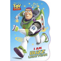 I Am Buzz Lightyear (Disney/Pixar Toy Story)