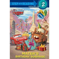 Mater's Birthday Surprise (Step Into Reading. Step 2)