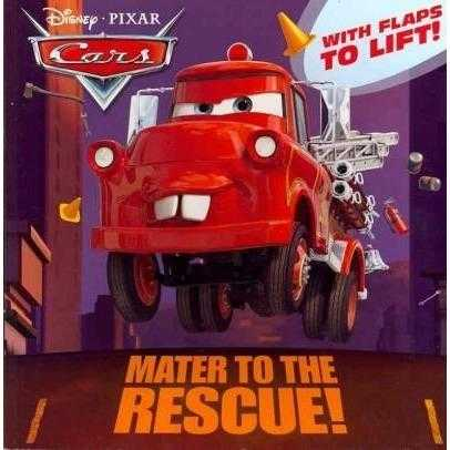Mater to the Rescue! (Disney/Pixar Cars) | ADLE International