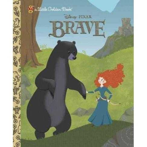 Brave (Little Golden Books) | ADLE International