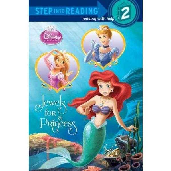 Jewels for a Princess (Step Into Reading. Step 2) | ADLE International