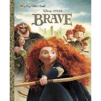 Brave (Big Golden Books) | ADLE International