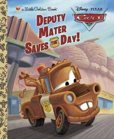 Deputy Mater Saves the Day! (Little Golden Books) | ADLE International