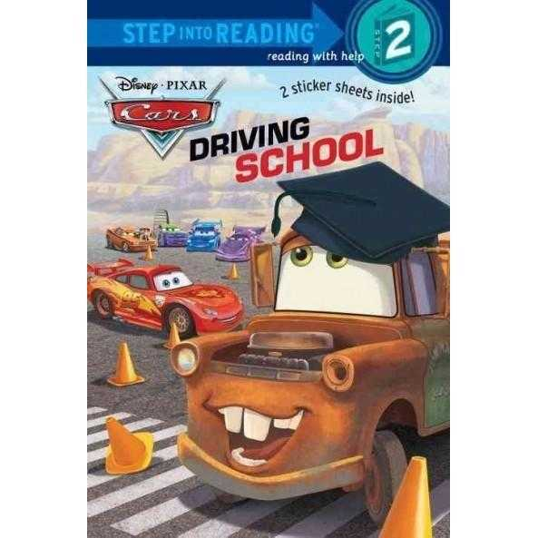 Driving School (Step Into Reading. Step 2)