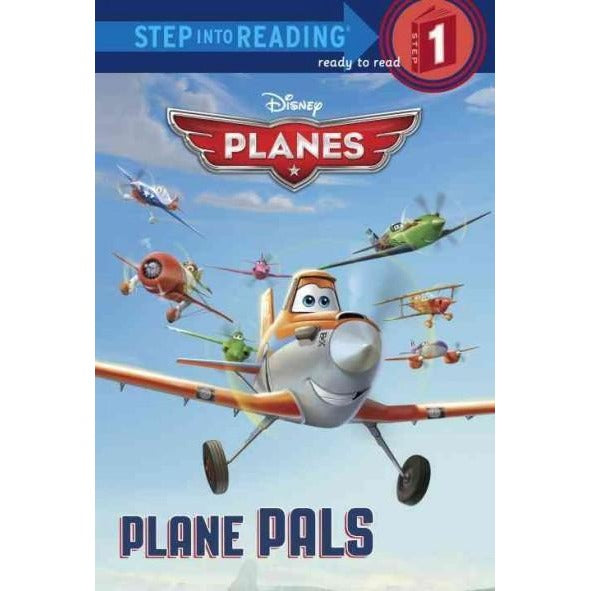 Plane Pals (Step Into Reading. Step 1)
