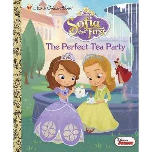 The Perfect Tea Party (Little Golden Books) | ADLE International