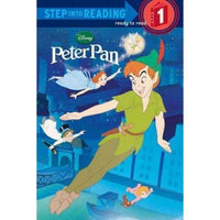 Peter Pan (Step Into Reading. Step 1) | ADLE International