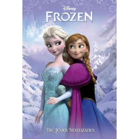 Frozen: Junior Novelization (Junior Novelization)
