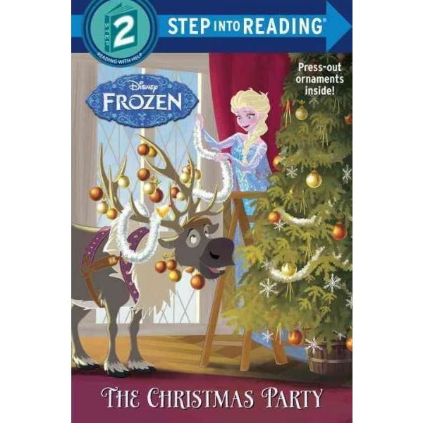 The Christmas Party (Step Into Reading. Step 2)