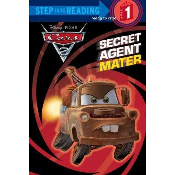 Secret Agent Mater (Step Into Reading. Step 1) | ADLE International