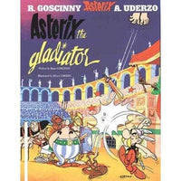 Asterix and the Gladiator (Asterix)