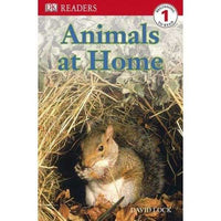 Animals at Home (DK Readers. Level 1)