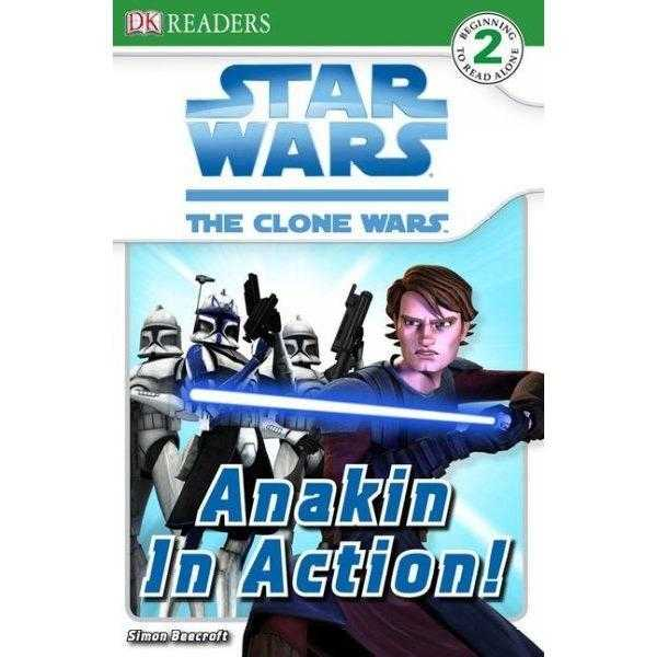 Anakin in Action! (DK Readers. Star Wars) | ADLE International