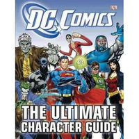 DC Comics: The Ultimate Character Guide | ADLE International