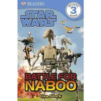 Battle for Naboo (DK Readers. Star Wars)