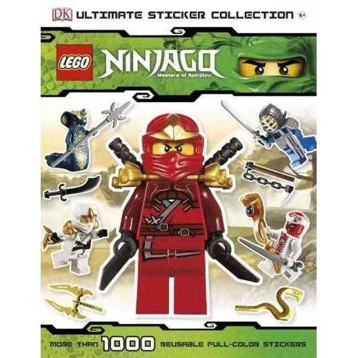 LEGO Ninjago Ultimate Sticker Collection (Ultimate Sticker Collections) | ADLE International