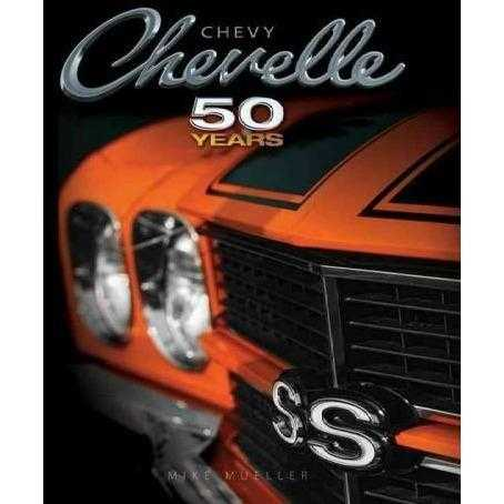 Chevy Chevelle: Fifty Years | ADLE International