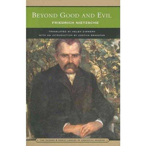 Beyond Good and Evil: Prelude to a Philosophy of the Future (Barnes & Noble Library | ADLE International