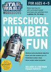 Star Wars Workbook: Preschool Number Fun!