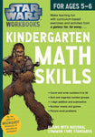 Star Wars Kindergarten Math Skills, for Ages 5-6 (Star Wars Workbooks)