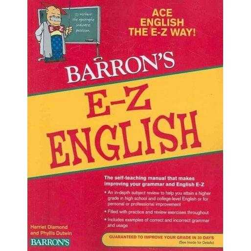 Barron's E-Z English (Barron's E-Z Series)