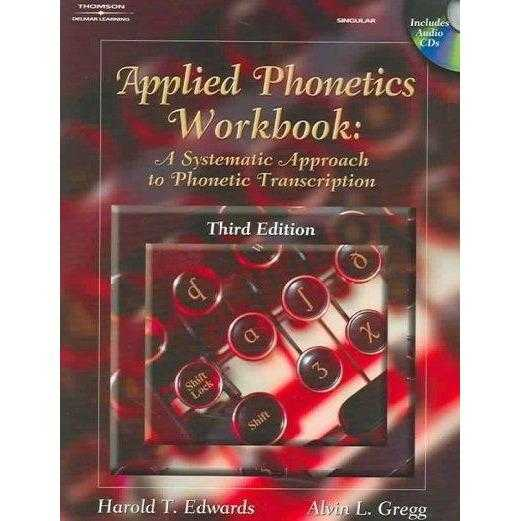 Applied Phonetics Workbook: A Systematic Approach to Phonetic Transcription: Applied Phonetics | ADLE International