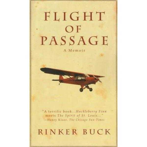 Flight of Passage: A Memoir | ADLE International