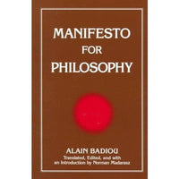 Manifesto for Philosophy | ADLE International