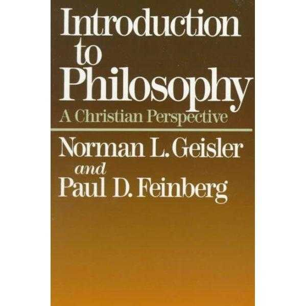 Introduction to Philosophy: A Christian Perspective: Introduction to Philosophy | ADLE International
