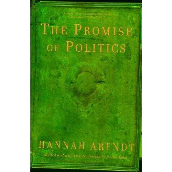 The Promise of Politics | ADLE International