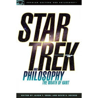 Star Trek and Philosophy: The Wrath of Kant (Popular Culture and Philosophy) | ADLE International