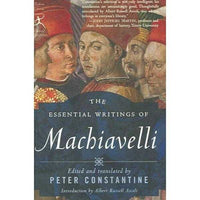 The Essential Writings of Machiavelli (Modern Library Classics) | ADLE International