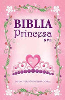 Biblia Princesa / Princess Bible (SPANISH): Nueva Version Internacional