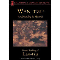 Wen-Tzu: Understanding the Mysteries (Shambhala Dragon Editions) | ADLE International