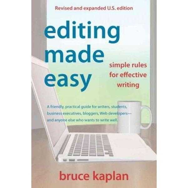 Editing Made Easy: Simple Rules for Effective Writing | ADLE International