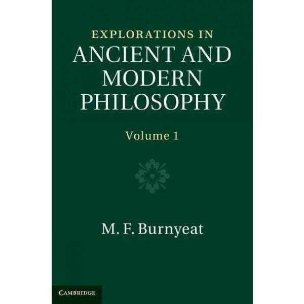 Explorations in Ancient and Modern Philosophy | ADLE International