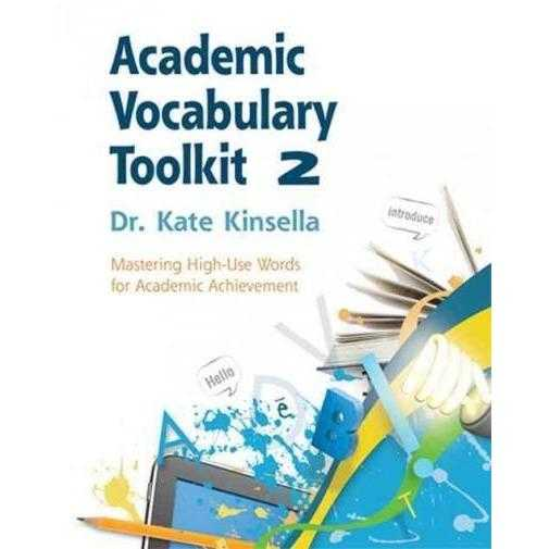 Academic Vocabulary Toolkit: Mastering High-Use Words for Academic Achievement