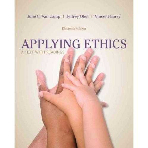 Applying Ethics: A Text With Readings