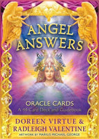 Angel Answers Oracle Cards: Angel Answers Oracle Cards: A 44-card Deck and Guidebook