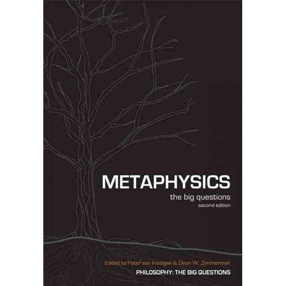 Metaphysics: The Big Questions (Philosophy: The Big Questions) | ADLE International