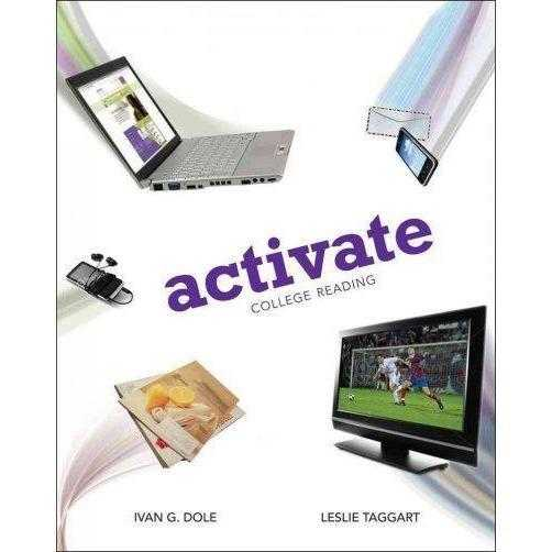 Activate: College Reading | ADLE International