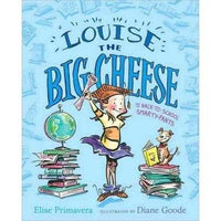 Louise the Big Cheese and the Back-to-School Smarty-Pants (Louise the Big Cheese) | ADLE International