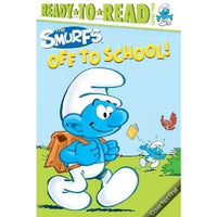 The Smurfs Off to School! (Ready-to-Read. Level 2) | ADLE International
